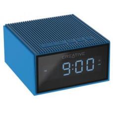 CREATIVE LABS CREATIVE CHRONO Wireless speaker alarm clock,blue