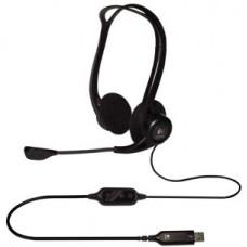 LOGITECH OEM náhlavní sada Logitech PC 960 Stereo Headset, USB