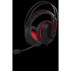ASUS sluchátka Cerberus V2 gaming headset RED