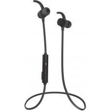 AUDICTUS Sportovní bezdrátové sluchátka do uší Audictus Endorphine, BT 4.1, vodeodolné, černé