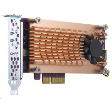 QNAP QM2 Card - QM2-2P-344