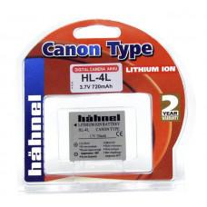 Hahnel Baterie Hahnel Canon HL-4LHP / NB-4L Baterie Hahnel Canon HL-4LHP / NB-4L