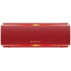 SONY bezdr. reproduktor SRS-XB21 ,BT/NFC,červený