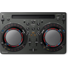 PIONEER DJ DDJ-WeGo4 kontrolér s Rekordbox DJ černý
