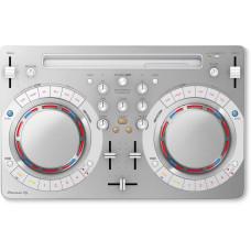 PIONEER DJ DDJ-WeGo4 DJ kontrolér s Recordbox DJ bílý
