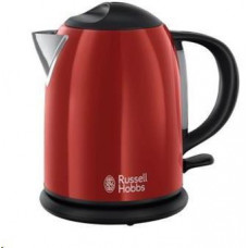 Russell Hobbs 20191 Konvice - Colours Flame Red