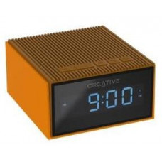 CREATIVE LABS CREATIVE CHRONO Wireless speaker alarm clock,gold