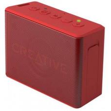 CREATIVE LABS CREATIVE CHRONO Wireless speaker alarm clock,red