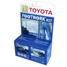 Toyota džínová sada FWK-JEA-R