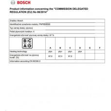 Bosch  PNP6B6B90 plynová varná deska