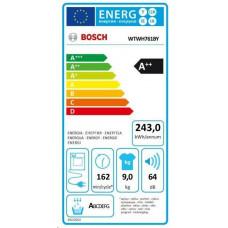 Bosch WTWH761BY SUŠIČKA PRÁDLA