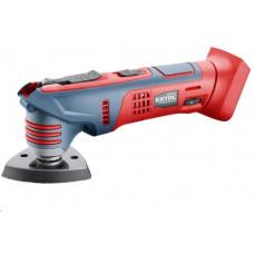 Extol Premium (8891843) bruska multifunkční aku SHARE20V, rychloupínací, 20V Li-ion, bez baterie a