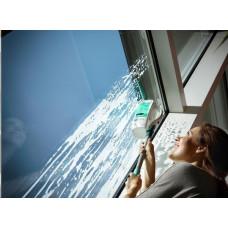 Leifheit Čistič oken Leifheit Window Cleaner s tyčí 51003 + mop na okna (51003)