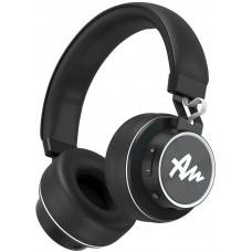 AUDICTUS Náhlavní sluchátka Audictus Winner, bezdrátové BT 4.2 + kabel, černé