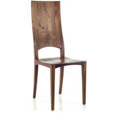 Garbo jídelní židle, ořech