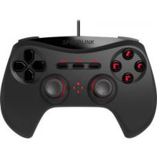 SPEED LINK STRIKE NX Gamepad - for PS3, black