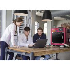 XYZ 3D tiskárna XYZ da Vinci Color (PLA,PETG,inkoust,20x20x15cm,100-400 mikronů, USB 2.0,WIFI,120
