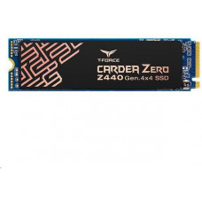 TEAMGROUP T-FORCE SSD 1TB CARDEA ZERO Z440 M.2 PCIe 4.0x4 with NVMe 1.3 (R:5000/W:4400 MB/s)