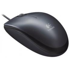 LOGITECH myš Logitech M90 optická, tmavá, USB