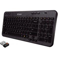 LOGITECH klávesnice Logitech Wireless Keyboard K360,USB, CZ