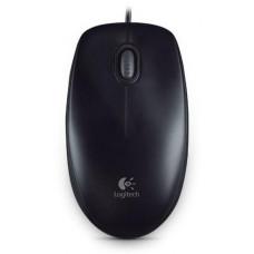 LOGITECH OEM Myš Logitech B100 Optical USB Mouse, černá