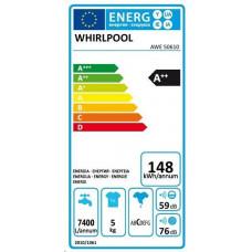Whirlpool AWE 50610 Pračka s horním plněním