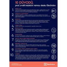 Electrolux EHH3920BVK VARNÁ DESKA MODULÁRNÍ INDUKČNÍ