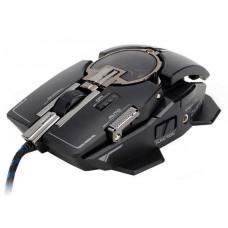 ZALMAN myš laserová Zalman ZM-GM4 - 8200DPI, program. 10tl., black, USB, mechanical design
