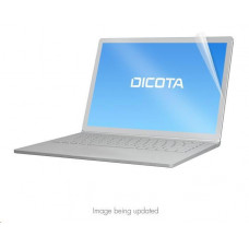 Dicota Anti-glare filter 3H for HP Elite x2 1013 G3, self-adhesive