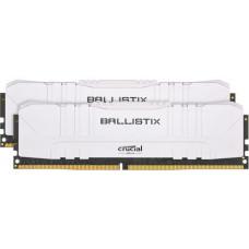 CRUCIAL 16GB=2x8GB Ballistix DDR4 2666MHz CL16 1.2V White