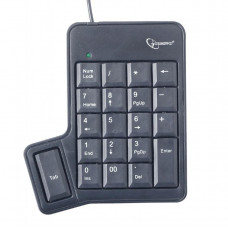GEMBIRD USB numpad with additional TAB key