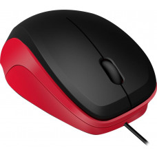 SPEED LINK LEDGY Mouse - USB, Silent, black-red