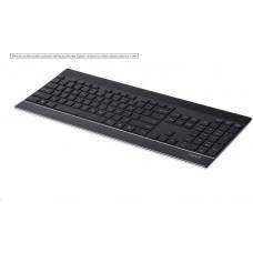 Rapoo klávesnice E9270p 5G Wireless 2 Block Metal Keyboard Black CZ/SK