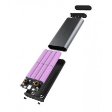 HYPER uice 130W duální USB-C powerbanka - Gray