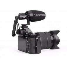 Saramonic Vmic Mini - mikrofon, cold shoe, 3.5mm, kardioid