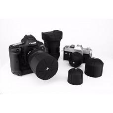 Focus KUVRD Univerzální ochranní krytka na objektivy 54-76mm 2 ks