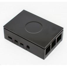 Raspberry Multicomp krabička pro Raspberry Pi 4B, černá