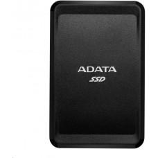 A-Data ADATA External SSD 250GB SC685 USB 3.2 Gen2 type C černá