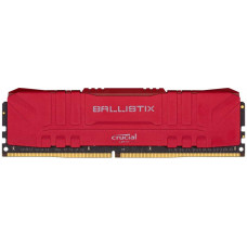 CRUCIAL 32GB DDR4 3000MHz Crucial Ballistix CL15 2x16GB Red