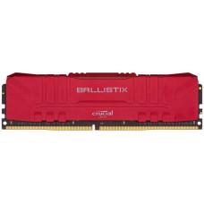CRUCIAL 16GB DDR4 3600MHz Crucial Ballistix CL16 2x8GB Red