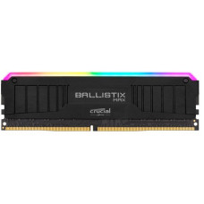 CRUCIAL 16GB DDR4 4000MHz Crucial Ballistix MAX CL18 2x8GB Black RGB