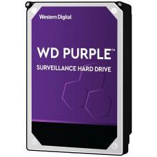 WD  WD102PURZ hdd 10TB SATA3-6Gbps třída 7200rpm PURPLE 256MB (řada PURPLE pro sledovací systémy a