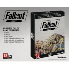 SEGA PC - Fallout Legacy collection