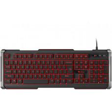 NATEC Herní klávesnice Genesis Rhod 400, US, podsvícení