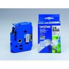 Brother - HGE251V5, bílá / černá, 24 mm (pro PT 9xxx) - balení 5 ks