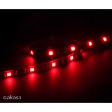 AKASA - LED páska-magnetická - červená Vegas M