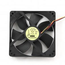 Gembird Chladič ventilátor do skříně 120x120 kuličkové ložisko