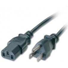 Digitus PremiumCord Kabel síťový k počítači 2m s USA zástrčkou