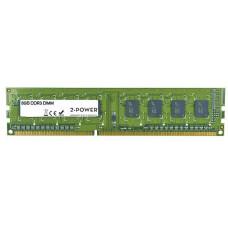 2-Power 8GB PC3L-12800U 1600MHz DDR3 CL11 Non-ECC DIMM 2Rx8 1.35V ( DOŽIVOTNÍ ZÁRUKA )