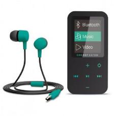 Energy Sistem ENERGY MP4 Touch Bluetooth Mint (8GB, MicroSD, FM, sluchátka)